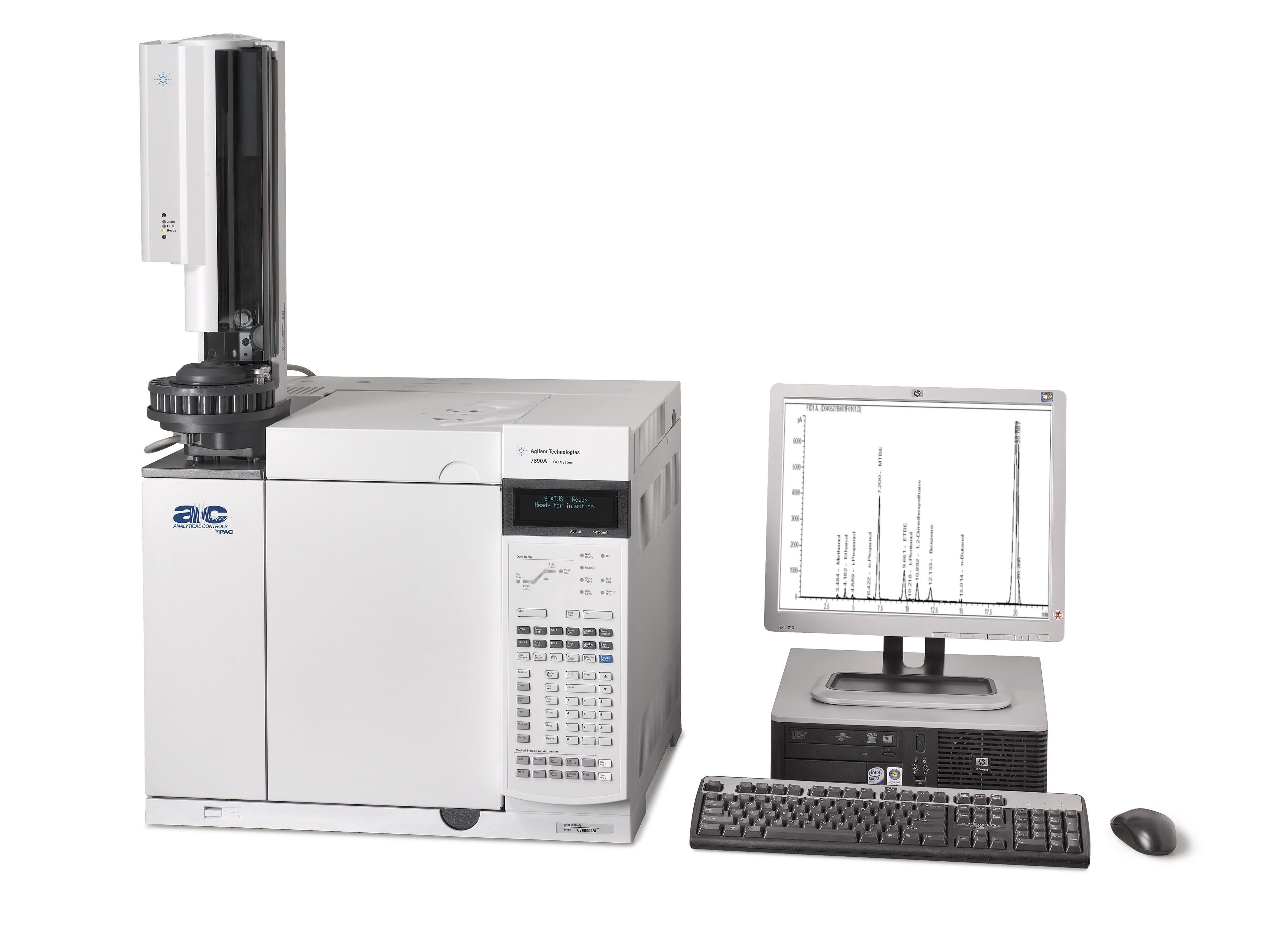 D5580/D4815 - Aromatics and Oxygenates