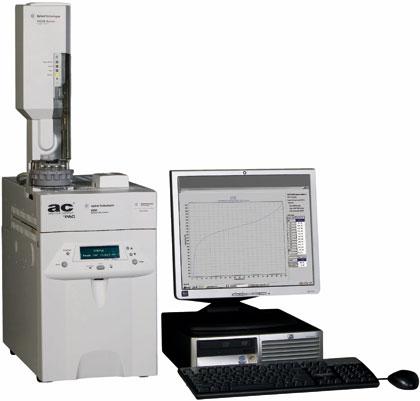 AC 8612 — распределение по температурам кипения для продуктов 1 и 2 групп