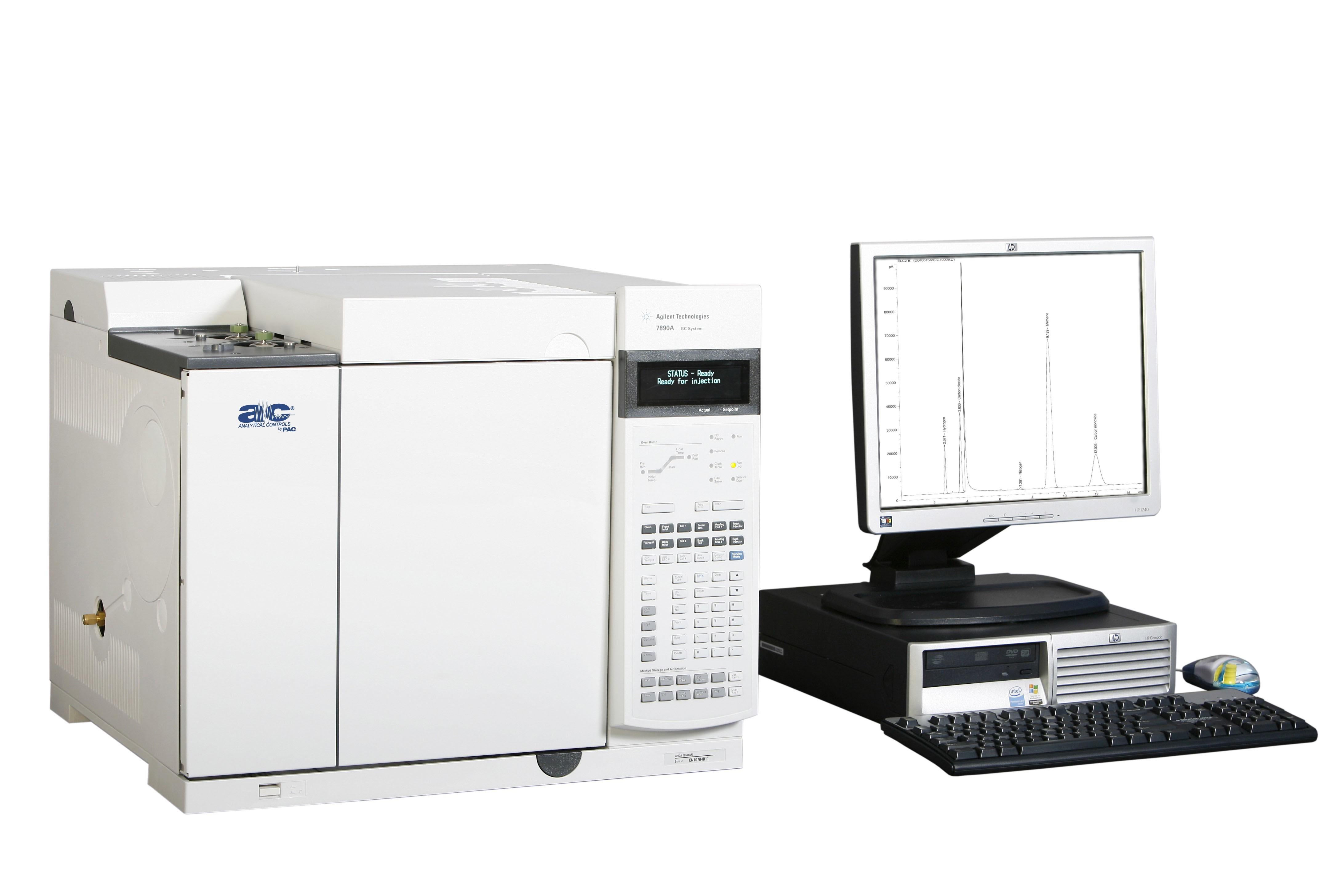 LPG/ Propylene - Components analysis
