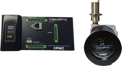 ViscoPro 2100: Process Viscometer